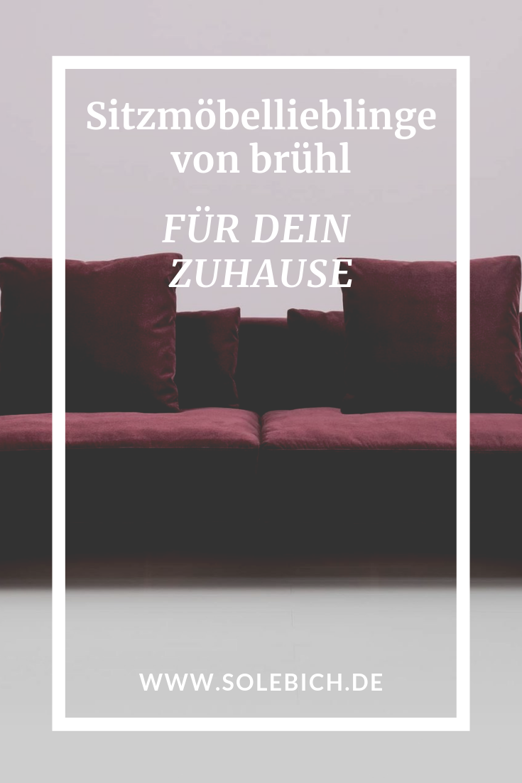 Serie Deutsche Mobelhersteller Sitzmobellieblinge Von Bruhl