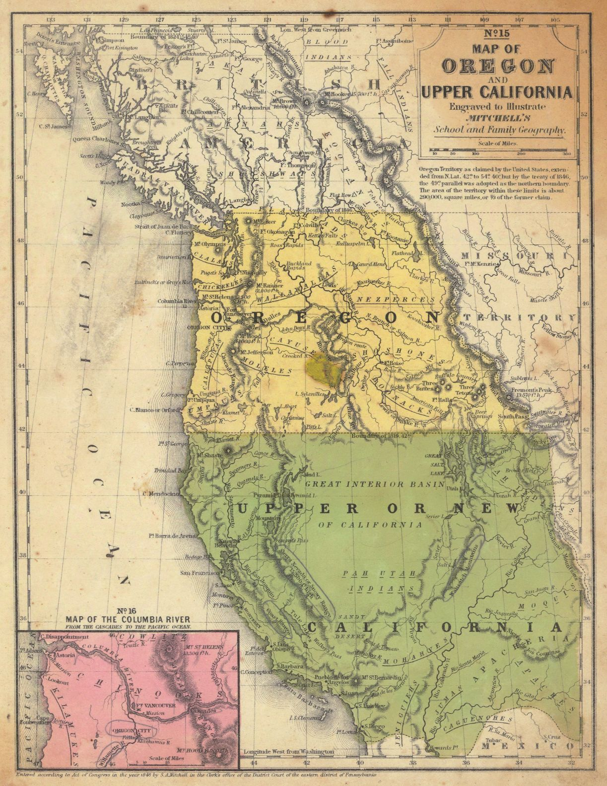 Maps of Indian Territory, the Dawes Act, and Will Rogers' Enrollment Case File