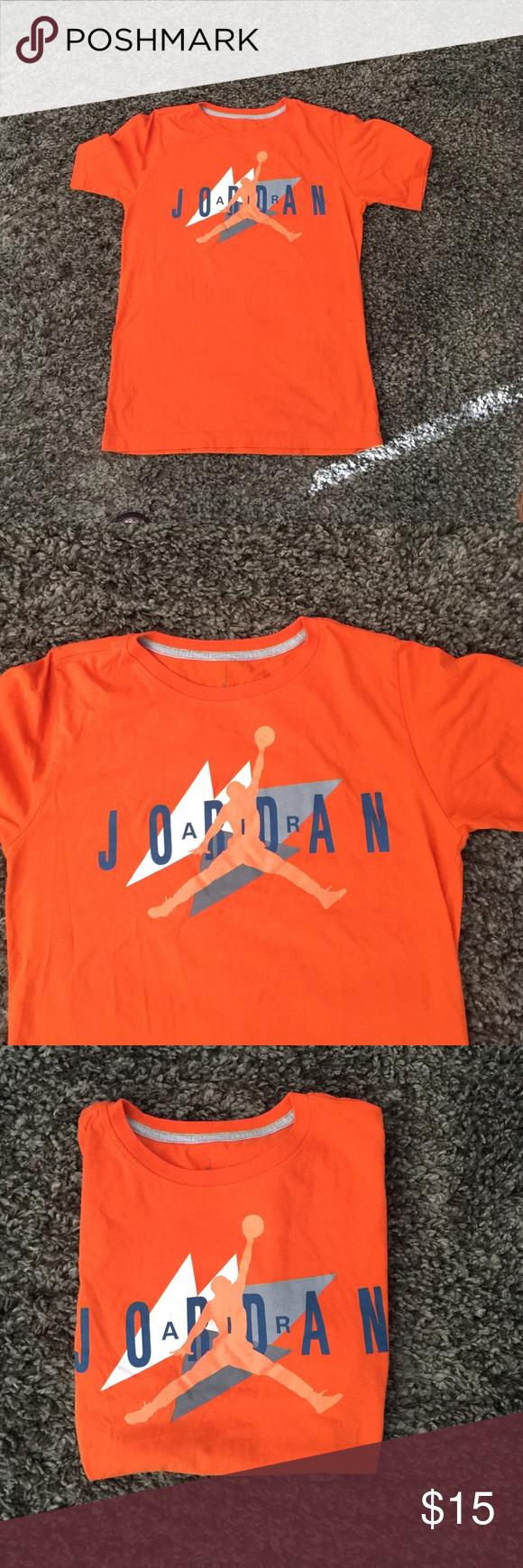 super cute 23b41 13337 Boys Jordan tee shirt🔥. Foot LockerShirts   TopsTee ShirtsBoysShort ...