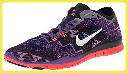 Nike Wmn Free 5.0 Tr Fit 4 Prt 629832-402 Damen Fitnessschuhe 0 (Obsdn