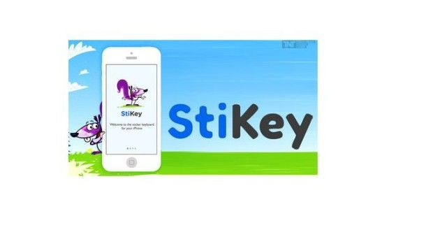 StiKey for iOS Iphone apps, Messaging app, Ipad apps