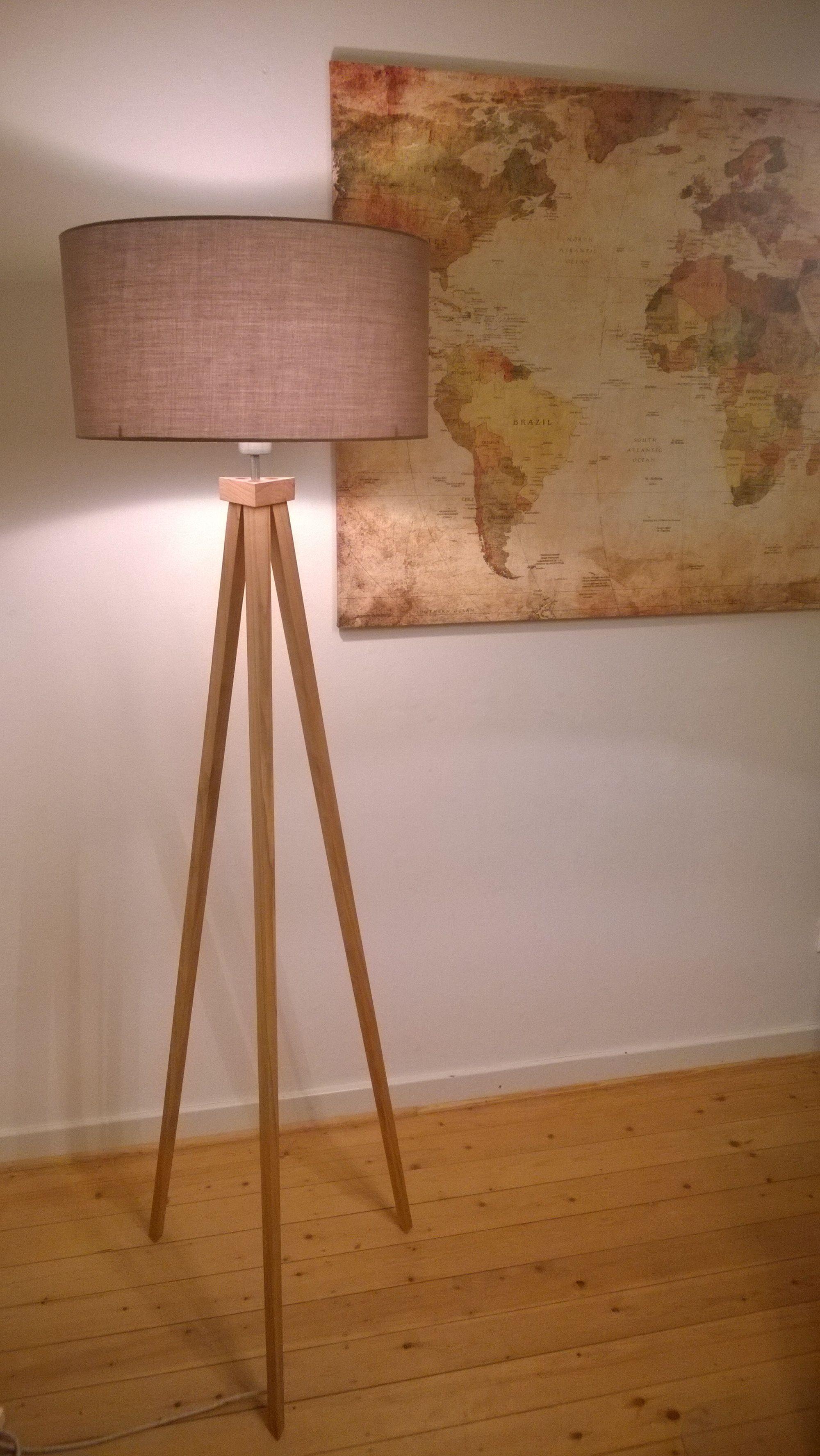 Dreibein stehlampe aus kirschholz fr gemtliches licht im dreibein stehlampe aus kirschholz fr gemtliches licht im esszimmer das kirschholz hat mir mein lieber parisarafo Choice Image
