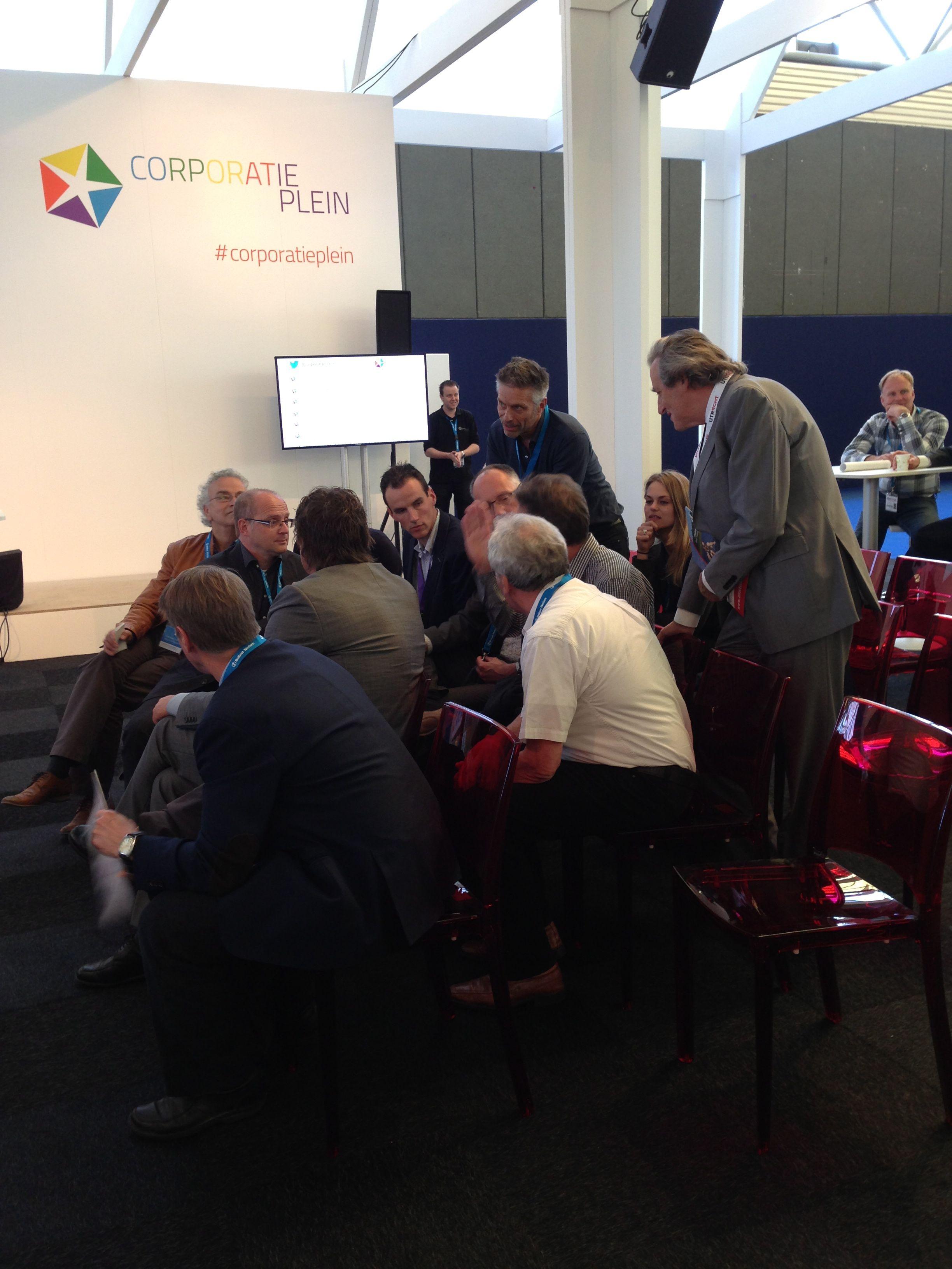 Provada 2013 - Corporatieplein met de Alliantie, Eigen Haard, Portaal, Wonen Limburg en Woonbedrijf