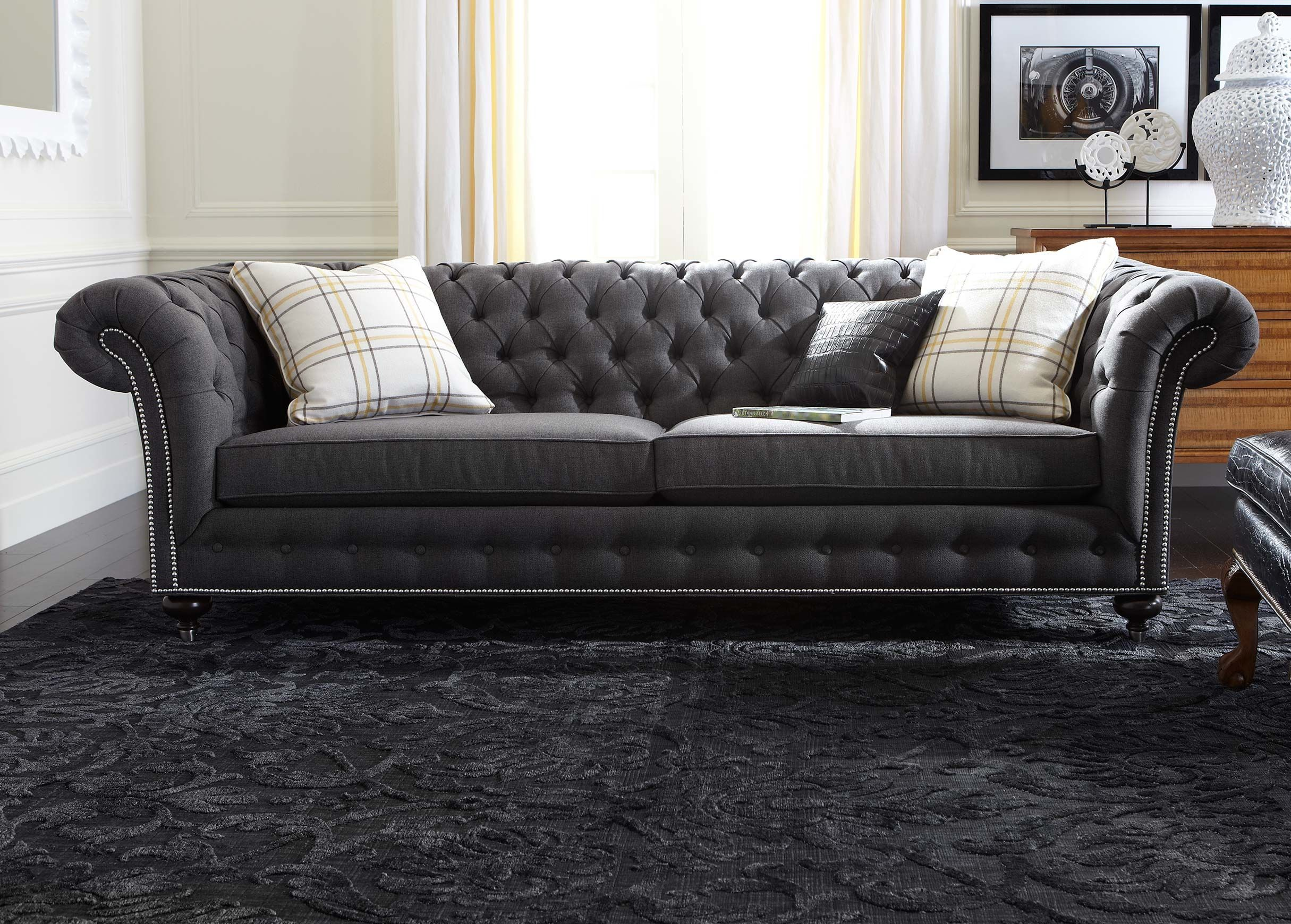 Our Mansfield Sofa Is Most Modern