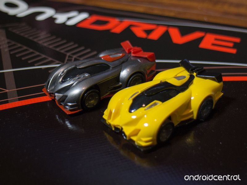 Race against the robots! Anki Drive released for Android