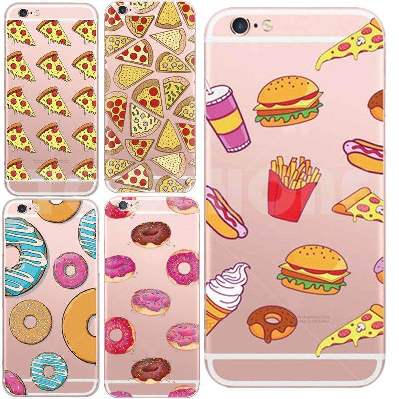 coque iphone 7 pizza