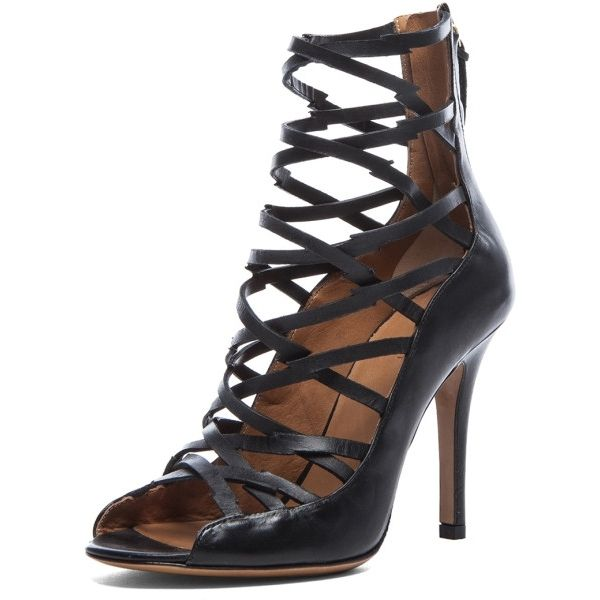 Isabel Marant Paw strappy open-toe sandals
