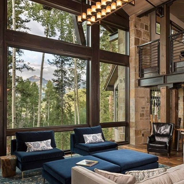 Mountainhome Designs: Sunday House Stalking With This Gorgeous Mountain Home In
