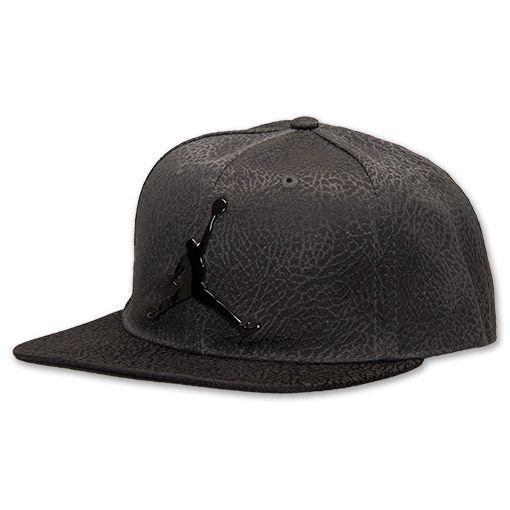Kids' Jordan Elephant Snapback Hat - 9A1623 693 | Finish Line