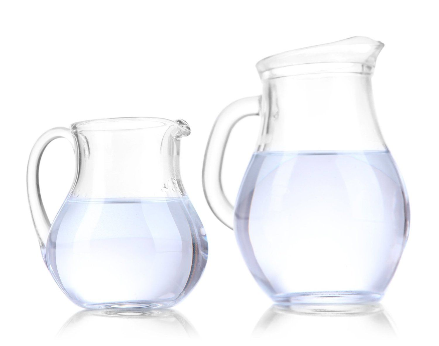 How do i clean mineral deposits off glass pitchers