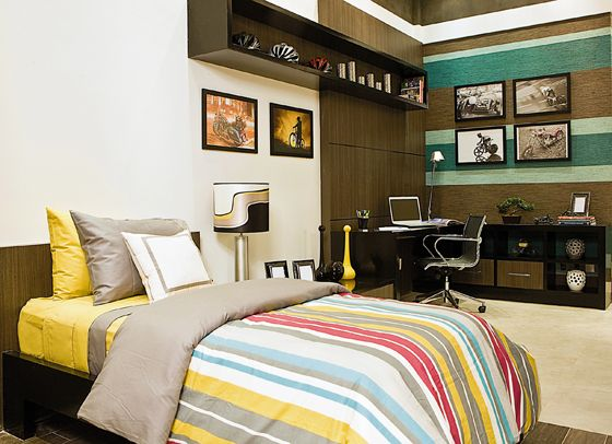 Dormitorios para jovenes varones young man 39 s bedroom for Decoracion hogar joven