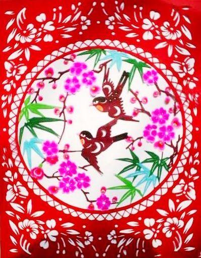 ~Waw-prachtige Chinese prent~