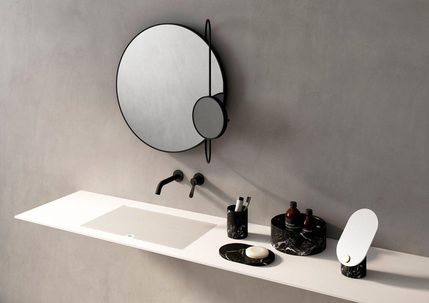 Installation Design Badezimmerspiegel Im Jahr 2019