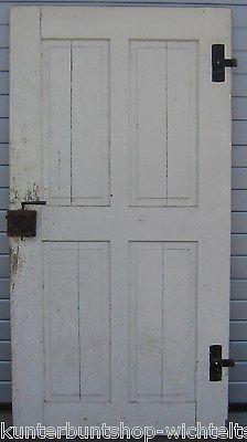 Bekannt Antike massiv Holz Fichte Bauernhaus Innentür Tür Türe CI76