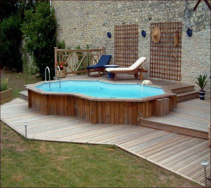 #backyard #abovegroundpool #hottube