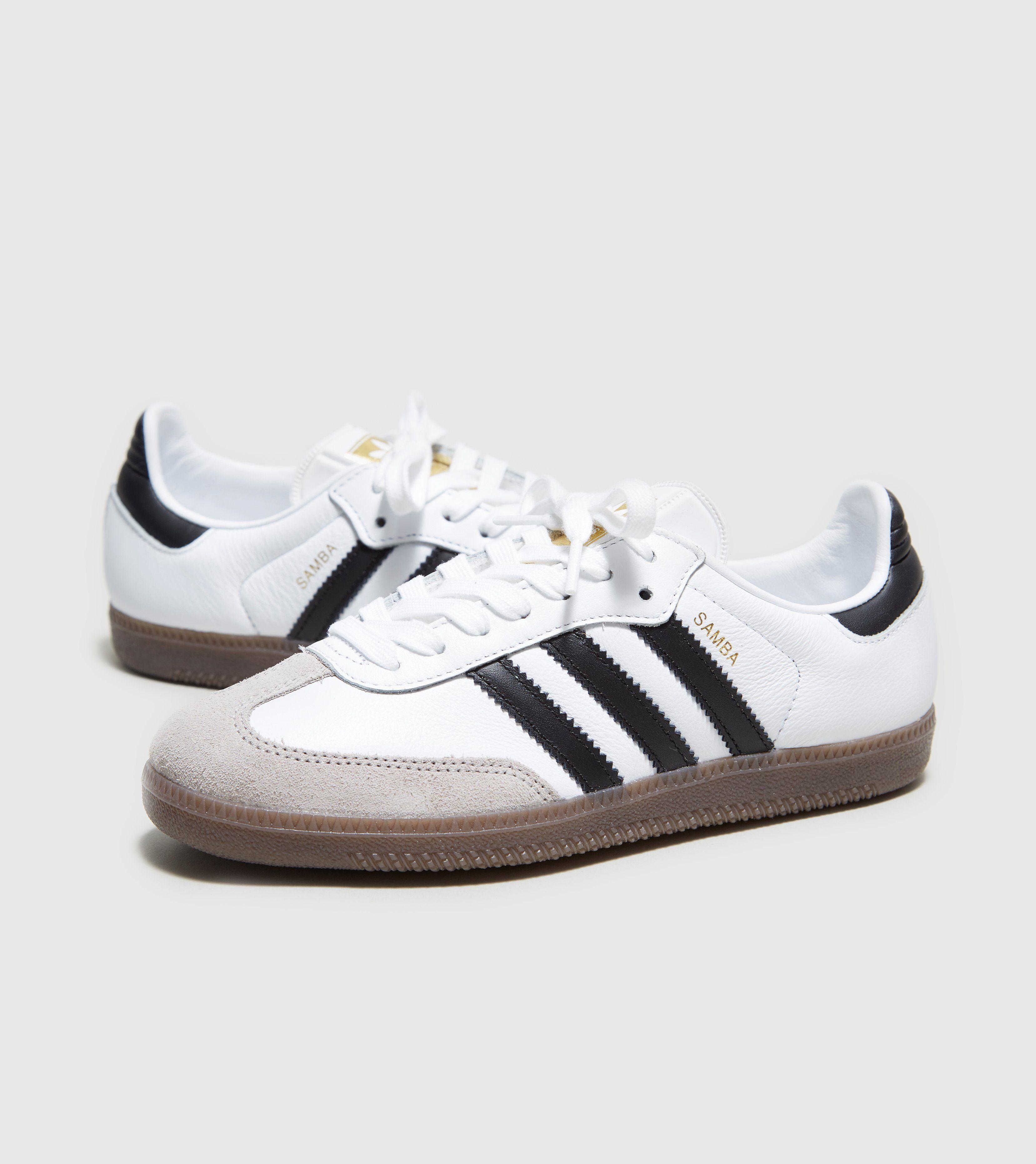 Adidas Originals Samba og mujeres es blanca adidas Originals Adidas