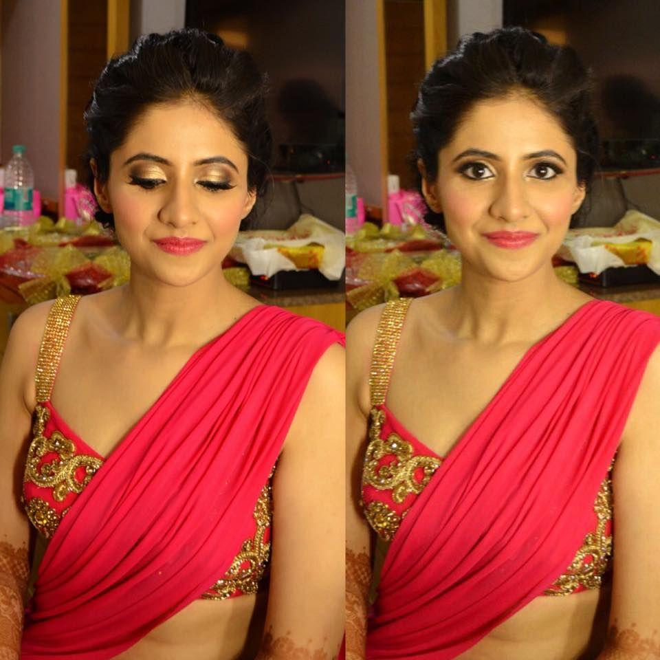 Avantika Kapur Freelance Bridal Makeup Artist Delhi
