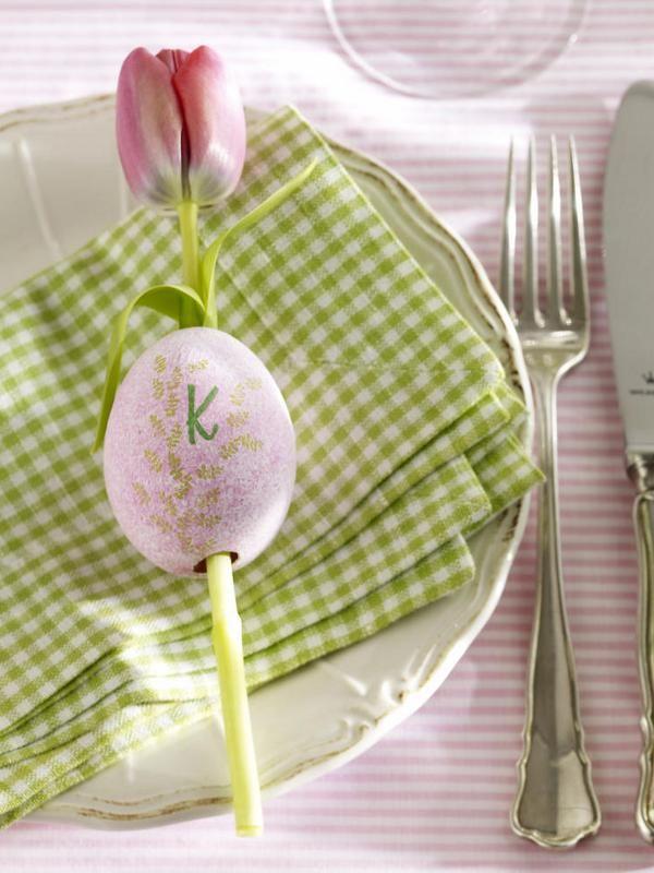 Pin von berna friel auf tablescapes pinterest ostern - Wunderweib basteln ...