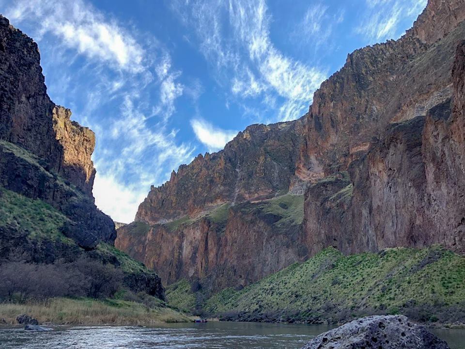 The Owyhee River Is Sometimes Called Oregon S Grand Canyon We Re Not Sure Why River Rafting Rafting Trips Scenery Pictures