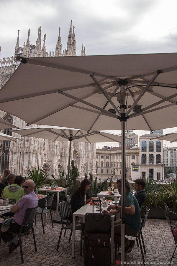 Where to drink in Milan – Terrazza Aperol | Italy & Rhine Trip ...