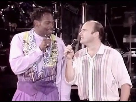 Phil Collins Easy Lover Hq Phil Collins Collins My Music