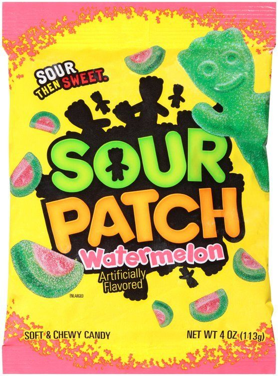 Sour Patch Watermelon Candy Reviews Find The Best Gummy Candy Products Influenster Sour Patch Watermelon Sour Patch Kids Sour Candy