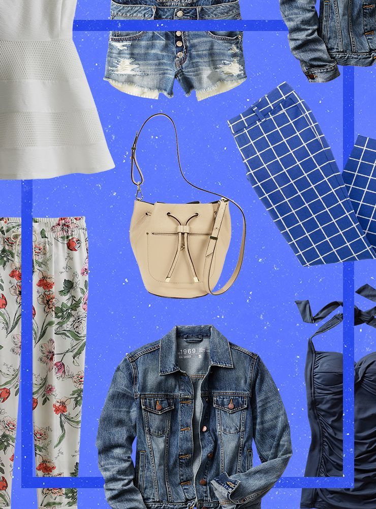 "Mall Buys That Have Reached Cult Status #refinery29  http://www.refinery29.com/mall-best-seller-clothing#slide-19  The Item: Chambray shirtThe Cost: $49.95What You're Saying: ""Love this denim shirt. The buttons look like actual ivory or a flat cream colored shell, which really brings the look of this shirt together. I love it, can't [say] enough good things about it."" — User review by ALESHIA"