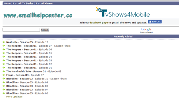O2TVSeries Free Download HD, MP4, 3GP Movies - How To Download