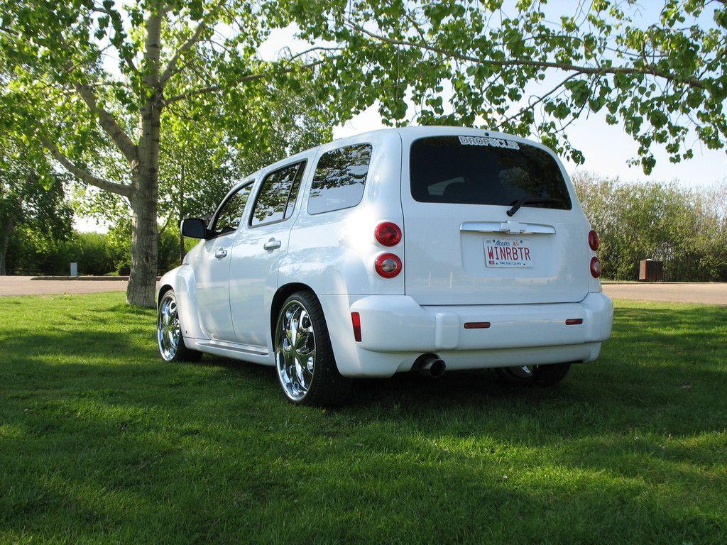 Dodgewith20s 2007 Chevrolet Hhr31661020017 Large Chevy Hhr Chevrolet Photo Galleries