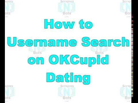 Okcupid username ideas