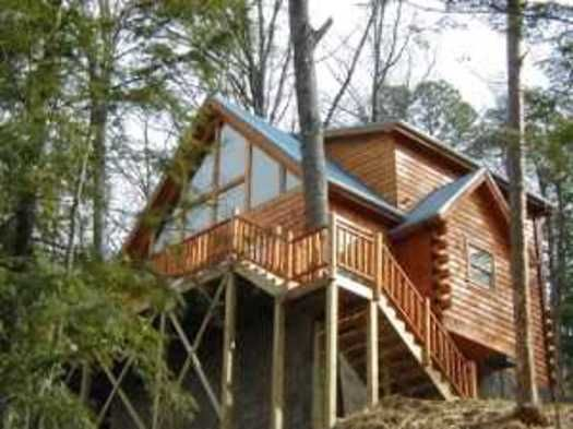 My Blue Heaven   Value 1 Bedroom Gatlinburg Cabin Rental