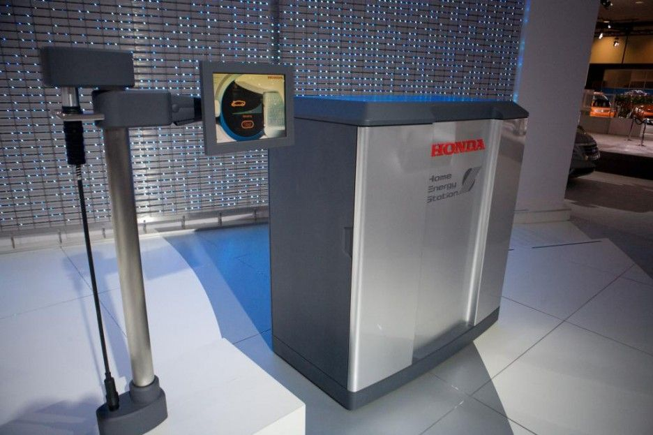 Home Hydrogen Generator ~ http://modtopiastudio.com/home ...