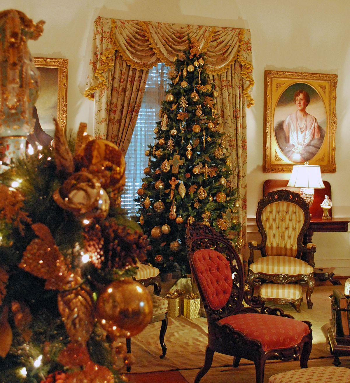 Christmas on the Gulf | Beautiful christmas decorations, Beautiful christmas, Christmas lights