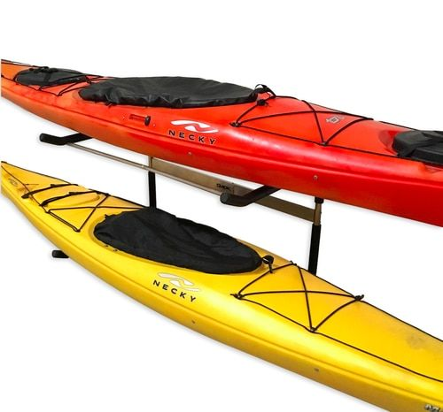 Freestanding Kayak Floor Racks