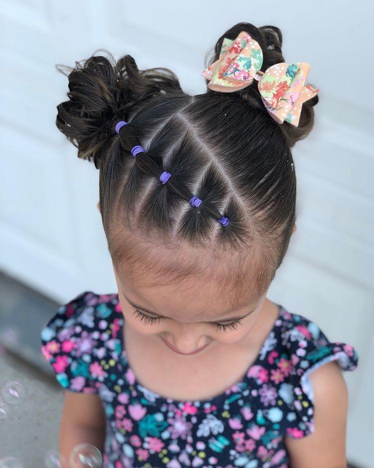 With Headband Kids Hair With Headband Kids Hair Mit Stirnband Kinderhaar Stylish Kidshair Girl Hair Dos Kids Hairstyles Girls Kids Hairstyles
