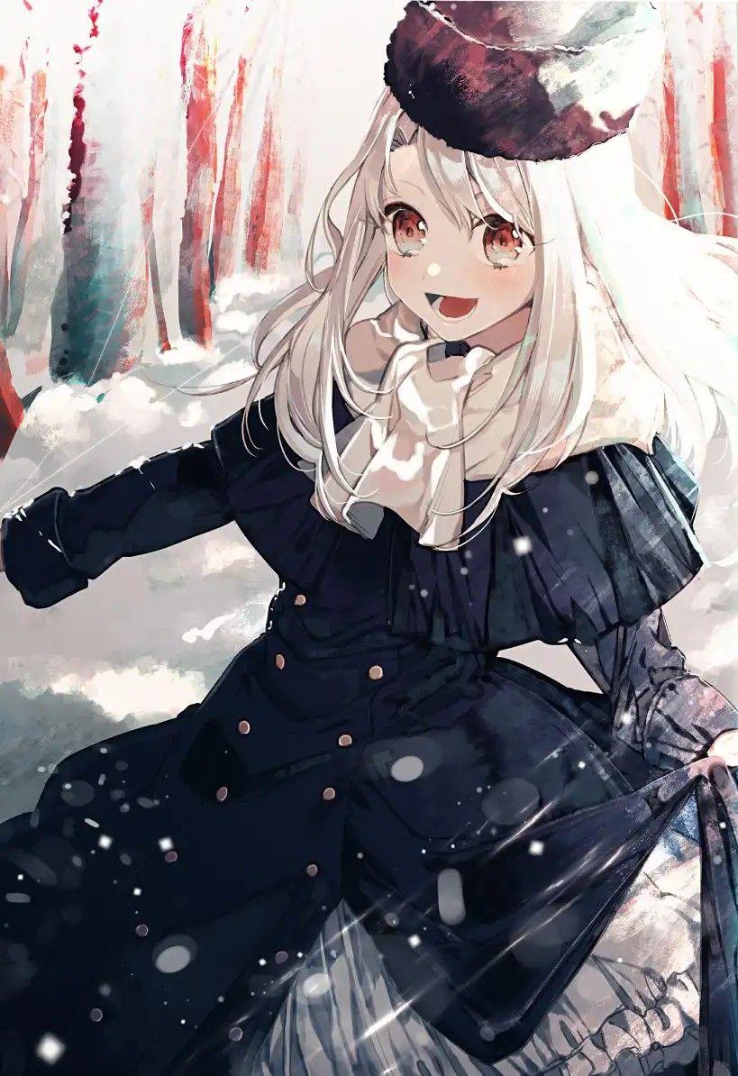 Illyasviel von Einzbern Anime, Top imagem, Personagens