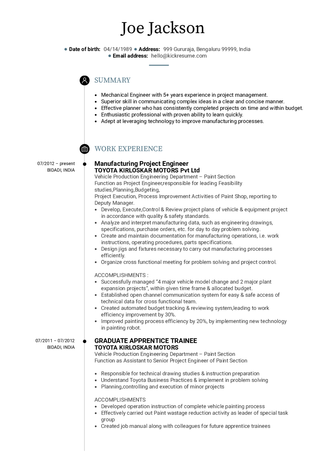 35+ Linkedin resume builder error Examples
