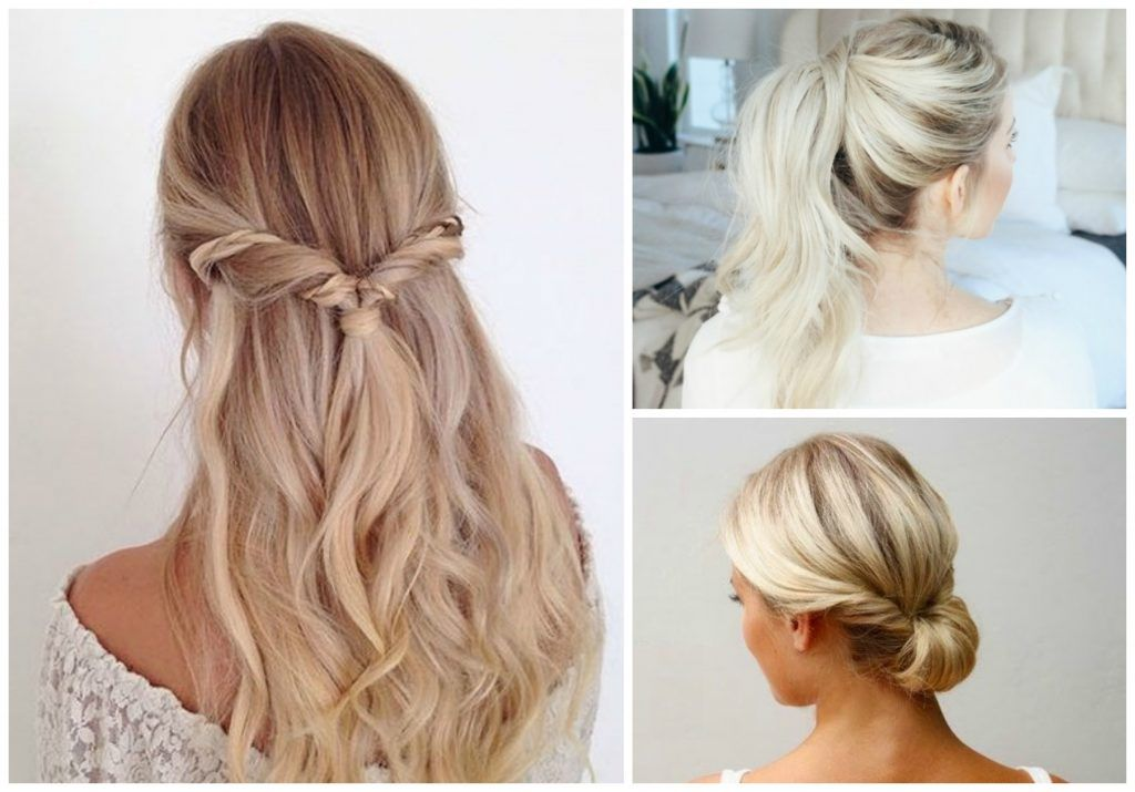 11 Super Easy Hairstyles For Everyday Life Easy Hairstyles Updos Super Everyday In 2020 Easy Everyday Hairstyles Cute Simple Hairstyles Easy Hairstyles For Long Hair