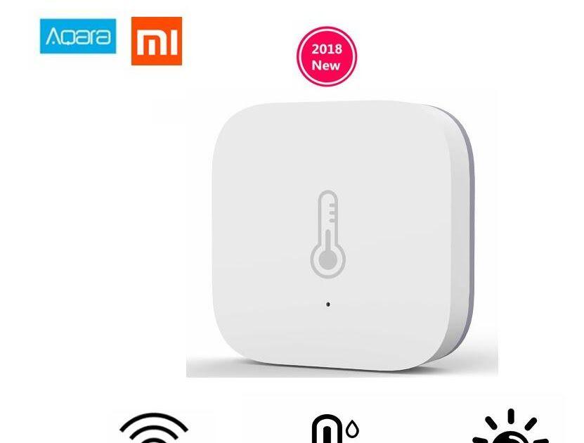 Big SALE Xiaomi Mi Aqara Temperature Humidity Sensor