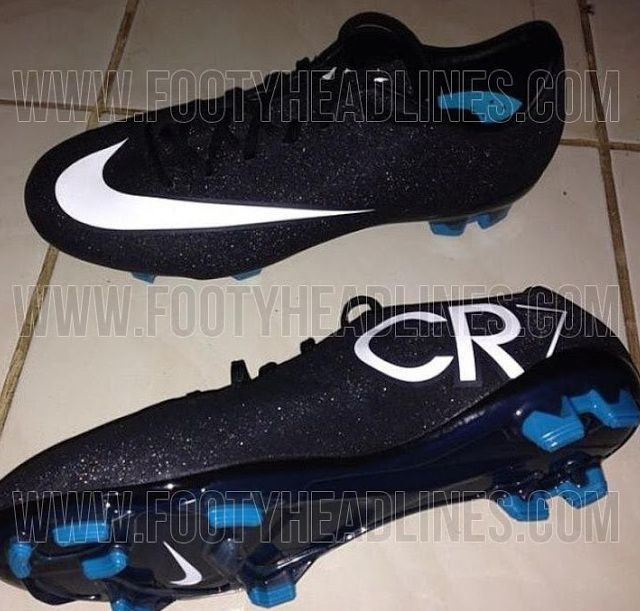 Nike Mercurial Vapor X CR7 2014-15 Gala Collection boots leaked