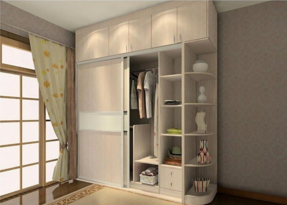 Modern Wooden Wardrobe Designs For Bedroom | Simple House ...
