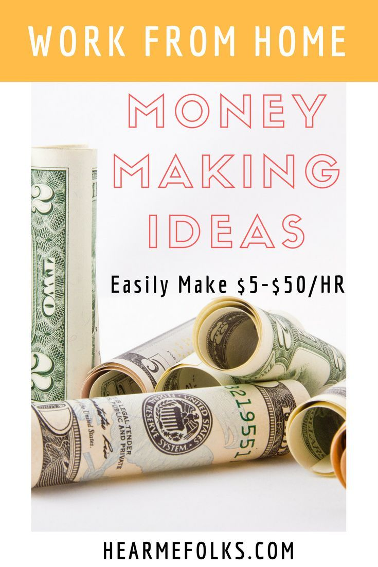 21 Smart Ways to Side Hustle and Make Extra Cash Today   Extra cash ...