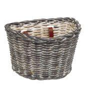 Electra Wicker Front Basket Black