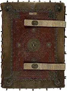 I wish we could still find books bound like this. Well ... I suppose we can always get our other books re-bound, if they're worthy!