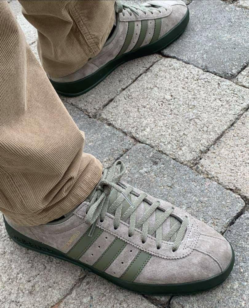 Adidas Broomfield on feet on the street | Adidas Cool in