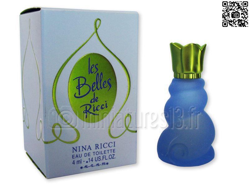 Miniature Les Belles Amour Damandier Eau De Toilette 4ml