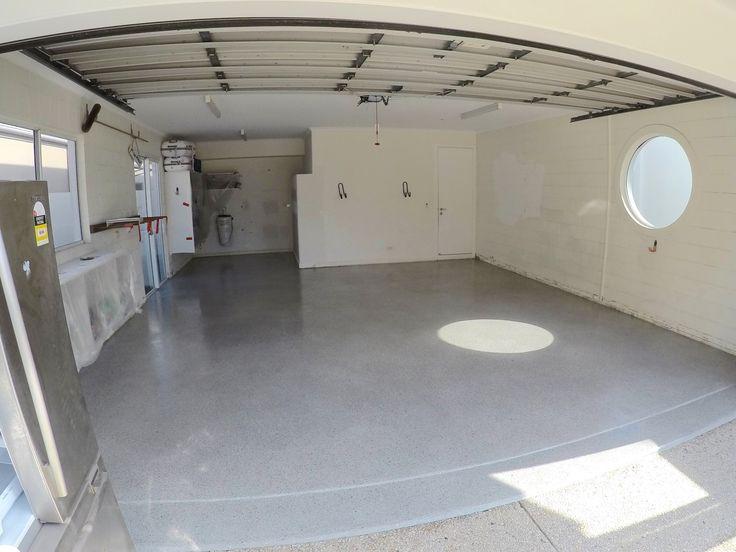 Parrearra Epoxy Garage Floors  Decorative Flake Epoxy Flooring