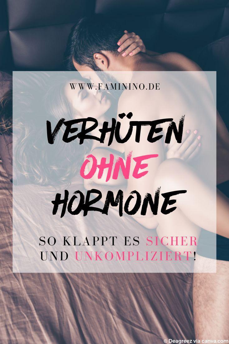 Empfängnisverhütung Ohne Hormone
