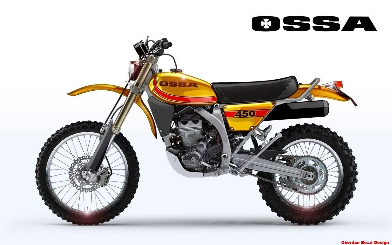 OSSA Super Pioneer 450 Classic by obiboi.deviantart.com on @DeviantArt