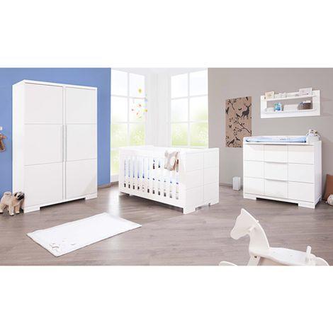 Pinolino 3tlg. Babyzimmer Polar breit online kaufen (mit
